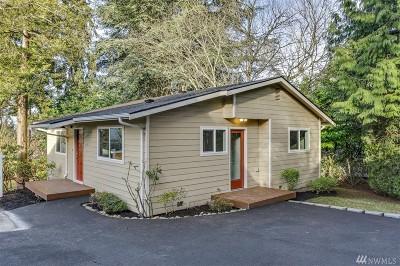 Kirkland Single Family Home For Sale: 1826 1st St