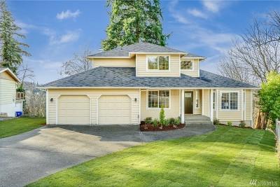 Kent WA Single Family Home For Sale: $548,500