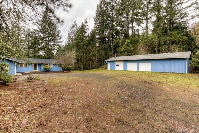 Gig Harbor Single Family Home For Sale: 5625 Comte Dr NW