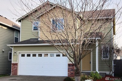 Puyallup Single Family Home For Sale: 18611 115th Ave E