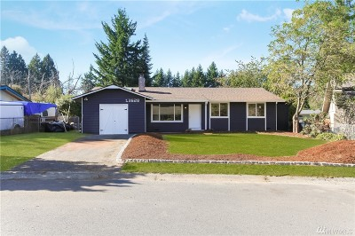 Everett Single Family Home For Sale: 13628 60th Ave SE