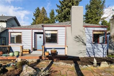 Seattle Single Family Home For Sale: 818 NE 95 St
