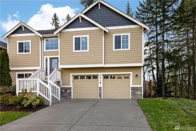 Tumwater Single Family Home For Sale: 1719 Viewpoint Ct SW