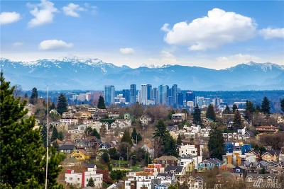 Seattle, Bellevue, Kenmore, Kirkland, Bothell Single Family Home For Sale: 1318 S Atlantic St