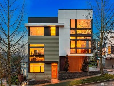 Seattle Single Family Home For Sale: 2615 E John St