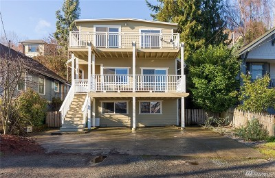Seattle Single Family Home For Sale: 3253 30th Ave SW