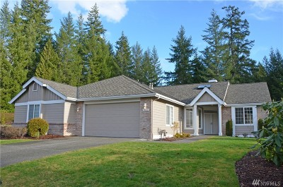 Port Orchard Single Family Home For Sale: 7019 Prestwick Lane SW