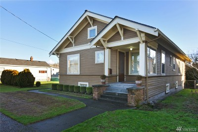 Seattle Single Family Home For Sale: 6238 Flora Ave S
