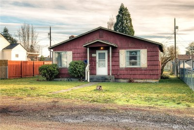 Tacoma WA Single Family Home For Sale: $189,950