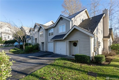 Bellingham Condo/Townhouse For Sale: 2706 Silesia Lane #C