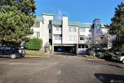 King County Condo/Townhouse For Sale: 1740 NE 86th St #207