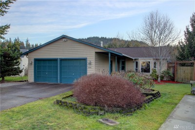 Mount Vernon WA Single Family Home For Sale: $289,900