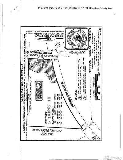 Residential Lots & Land For Sale: 6501 Henderson Blvd SE