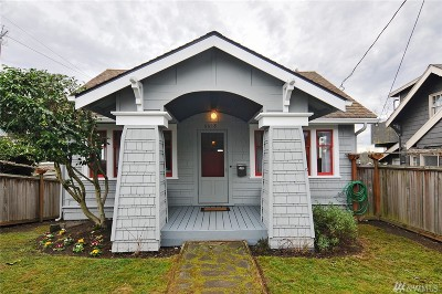 Seattle Single Family Home For Sale: 5518 35th Ave NE