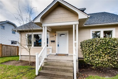 Tacoma WA Single Family Home For Sale: $339,000