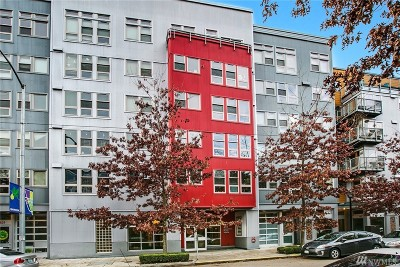 Seattle Condo/Townhouse For Sale: 827 Hiawatha Place S #409