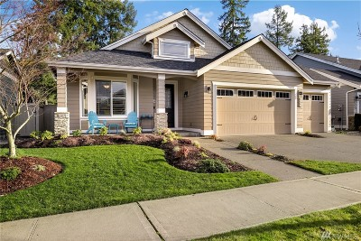 Lacey Single Family Home For Sale: 3952 Amelia Ct NE
