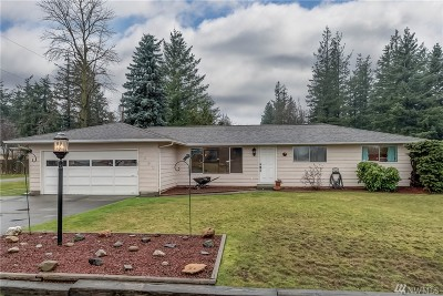 Ferndale Single Family Home For Sale: 7157 Enterprise Rd