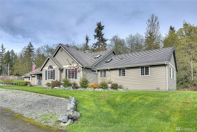 Gig Harbor Single Family Home For Sale: 3917 88th Ave NW