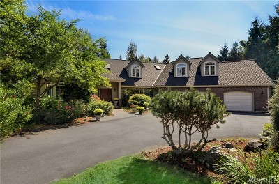 Woodinville Single Family Home For Sale: 9520 221st Place SE
