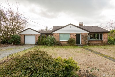 Elma Single Family Home For Sale: 1415 W Anderson St
