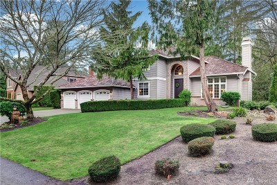 Sammamish Single Family Home For Sale: 24012 NE 31st Wy