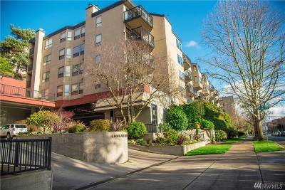 Seattle Condo/Townhouse For Sale: 410 W Roy St #105