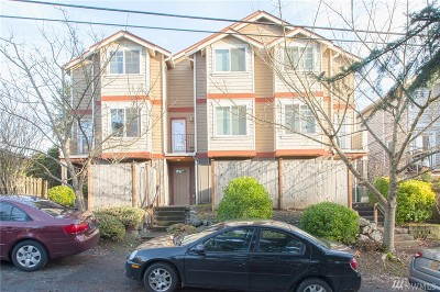 Seattle Single Family Home For Sale: 12026 33rd Ave NE #B