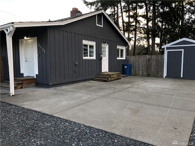 Tacoma WA Single Family Home For Sale: $219,950
