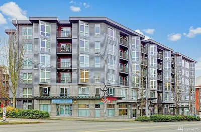 Seattle Condo/Townhouse For Sale: 159 Denny Wy #213