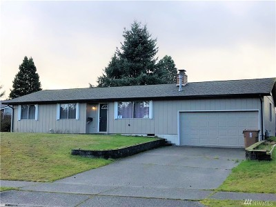 Tacoma WA Single Family Home For Sale: $275,000