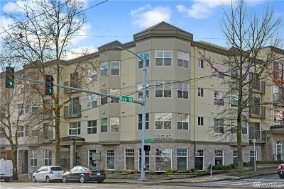 Seattle Condo/Townhouse For Sale: 621 5th Ave N #403