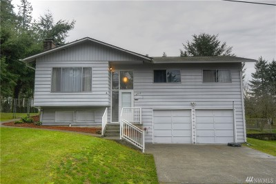 Thurston County Single Family Home For Sale: 4529 Montclair Dr SE