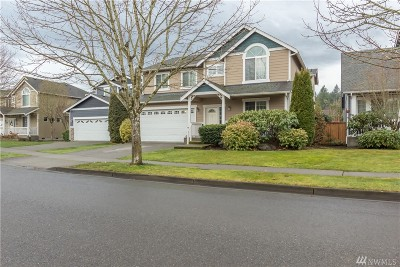 Tumwater Single Family Home For Sale: 7115 Rothenberg Dr SW