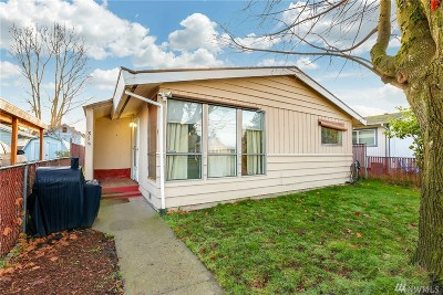 Kent WA Single Family Home For Sale: $274,900