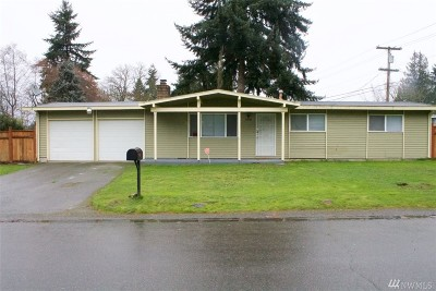 Federal Way Single Family Home For Sale: 32920 28th Ave SW