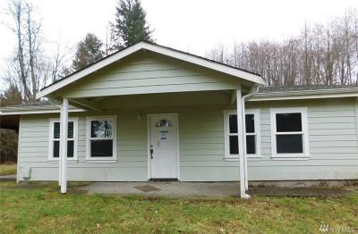 Single Family Home For Sale: 14020 Littlerock Rd SW