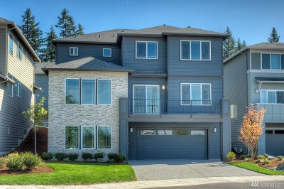 Seattle, Bellevue, Kenmore, Kirkland, Bothell Single Family Home For Sale: 17604 3rd Ave SE #51