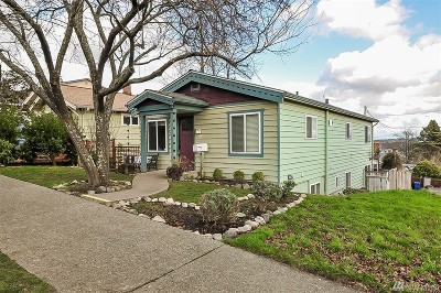 Seattle Single Family Home For Sale: 4428 39th Ave SW