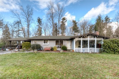 Kent WA Single Family Home For Sale: $434,950