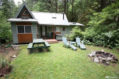 Marblemount WA Single Family Home For Sale: $69,950