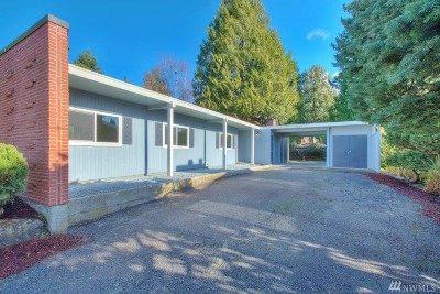 SeaTac Single Family Home For Sale: 19224 33rd Ave S