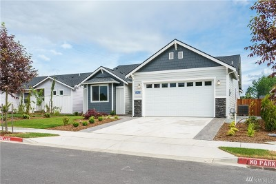 Mount Vernon WA Single Family Home For Sale: $389,000