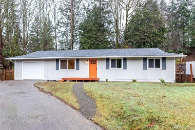 Port Orchard Single Family Home For Sale: 1839 Ricky Ct E