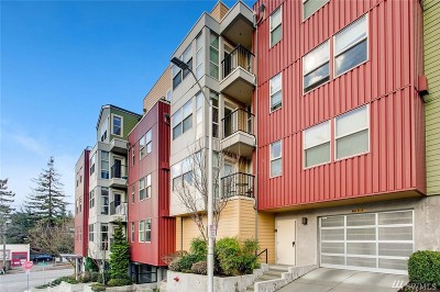 Seattle Condo/Townhouse For Sale: 1310 N Lucas Place #401