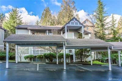 Issaquah Condo/Townhouse For Sale: 18501 SE Newport Wy #K-143