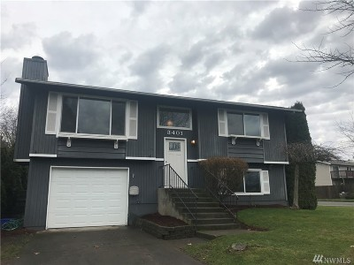 Tacoma WA Single Family Home For Sale: $324,950