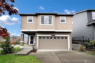 Tacoma Single Family Home For Sale: 2101 E 42nd St