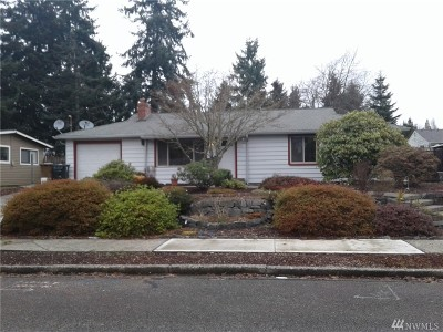 Tacoma Single Family Home For Sale: 6835 N 11th St