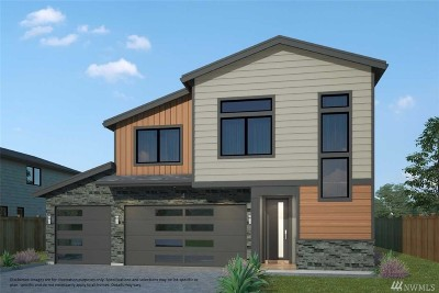 Marysville Single Family Home For Sale: 9022 52nd Dr NE